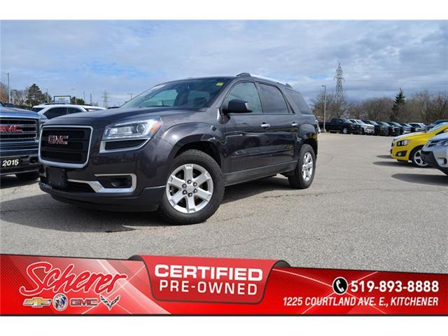 2016 GMC Acadia SLE2 (Stk: 590300) in Kitchener - Image 1 of 9