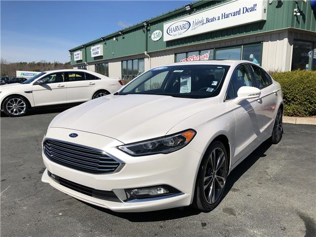 2018 Ford Fusion Titanium (Stk: 10343) in Lower Sackville - Image 1 of 24