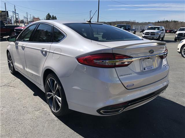 2018 Ford Fusion Titanium (Stk: 10343) in Lower Sackville - Image 3 of 24
