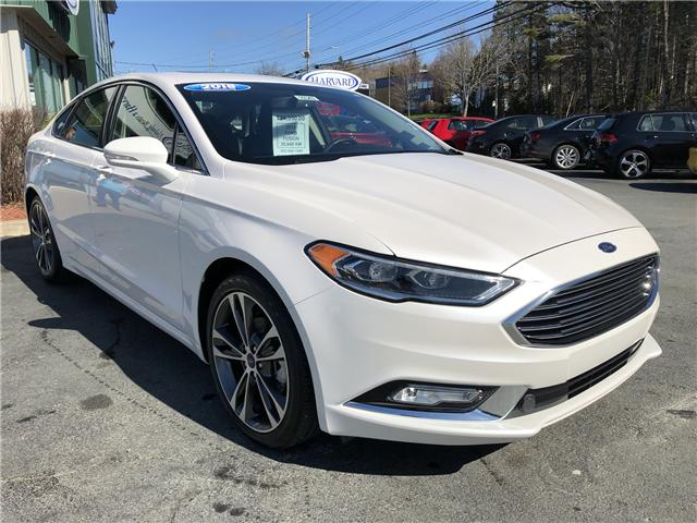 2018 Ford Fusion Titanium (Stk: 10343) in Lower Sackville - Image 7 of 24