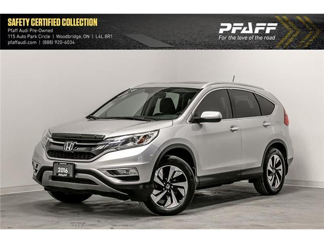 2016 Honda CR-V Touring (Stk: C6613A) in Woodbridge - Image 1 of 22