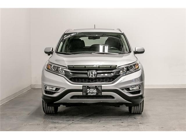 2016 Honda CR-V Touring (Stk: C6613A) in Woodbridge - Image 2 of 22