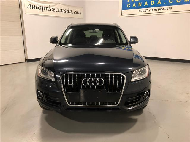 2016 Audi Q5 2.0T Progressiv (Stk: W0264) in Mississauga - Image 2 of 27