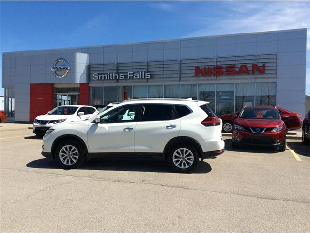 2017 Nissan Rogue SV (Stk: P1985) in Smiths Falls - Image 1 of 13