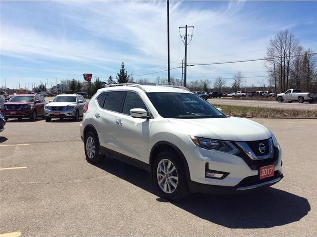 2017 Nissan Rogue SV (Stk: P1985) in Smiths Falls - Image 11 of 13