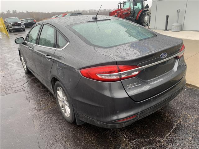 2017 Ford Fusion SE (Stk: 21735) in Pembroke - Image 2 of 9