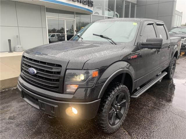 2014 Ford F-150 FX4 (Stk: 21728) in Pembroke - Image 2 of 11