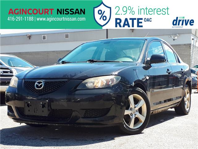 2005 Mazda Mazda3 GS (Stk: KC753453B) in Scarborough - Image 1 of 21