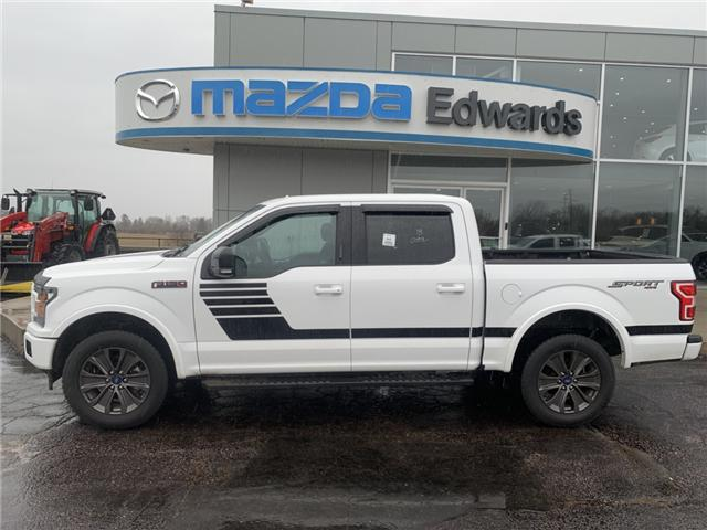 2018 Ford F-150 XLT (Stk: 21741) in Pembroke - Image 1 of 11