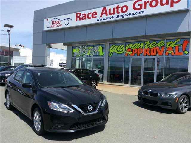 2019 Nissan Sentra 1.8 SV (Stk: 16575) in Dartmouth - Image 1 of 25