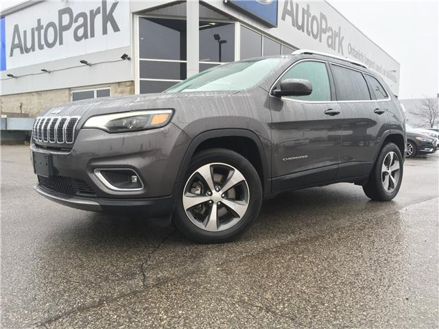 2019 Jeep Cherokee Limited (Stk: 19-52309) in Barrie - Image 1 of 29