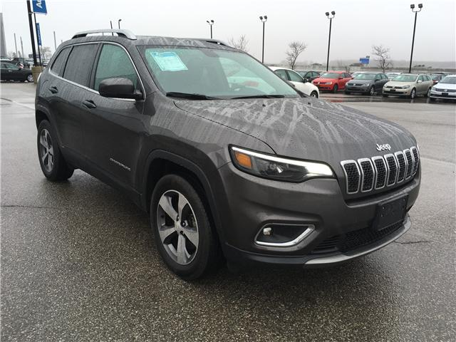 2019 Jeep Cherokee Limited (Stk: 19-52309) in Barrie - Image 3 of 29