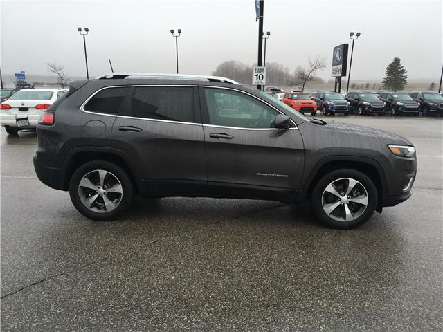 2019 Jeep Cherokee Limited (Stk: 19-52309) in Barrie - Image 4 of 29
