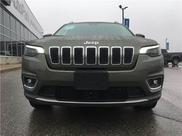 2019 Jeep Cherokee Limited (Stk: 19-52252MB) in Barrie - Image 2 of 29