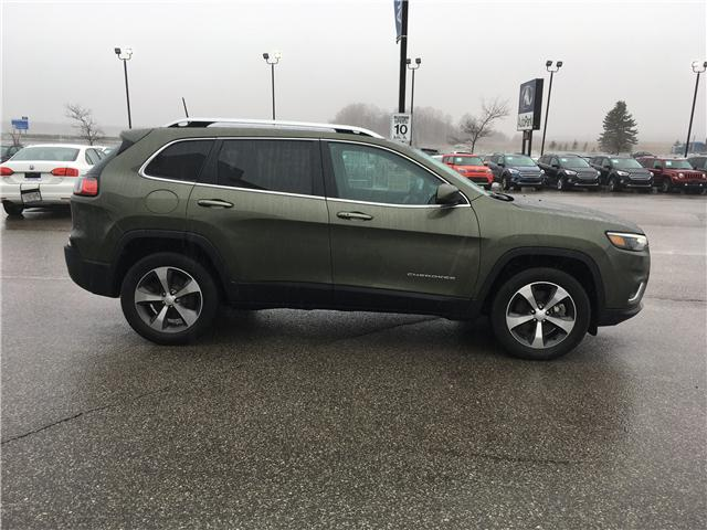 2019 Jeep Cherokee Limited (Stk: 19-52252MB) in Barrie - Image 4 of 29