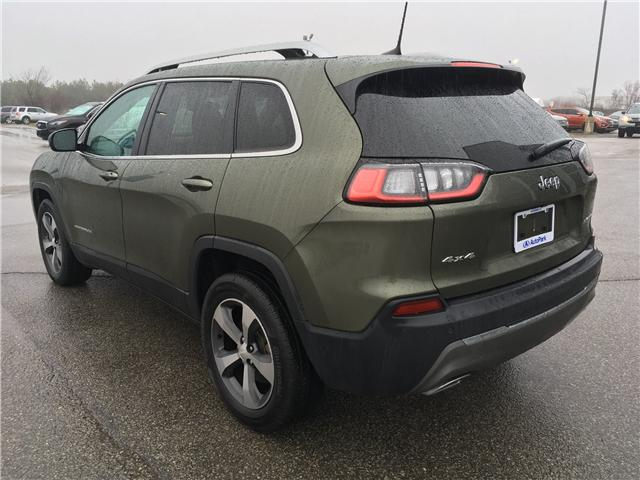 2019 Jeep Cherokee Limited (Stk: 19-52252MB) in Barrie - Image 7 of 29
