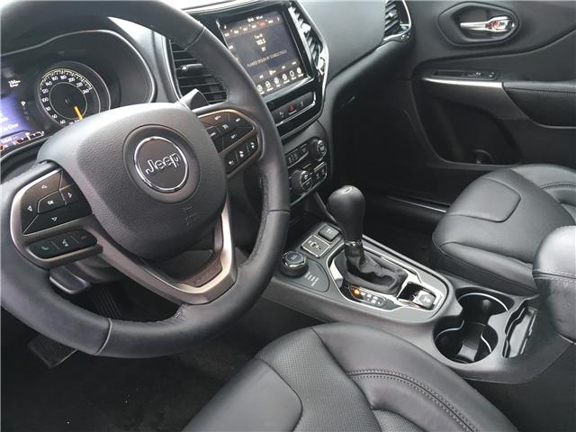 2019 Jeep Cherokee Limited (Stk: 19-52252MB) in Barrie - Image 14 of 29