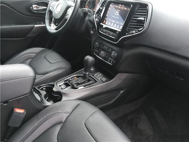 2019 Jeep Cherokee Limited (Stk: 19-52252MB) in Barrie - Image 20 of 29
