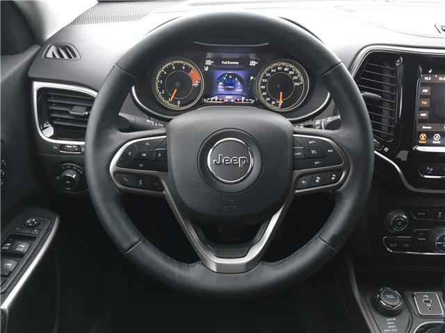 2019 Jeep Cherokee Limited (Stk: 19-52252MB) in Barrie - Image 21 of 29