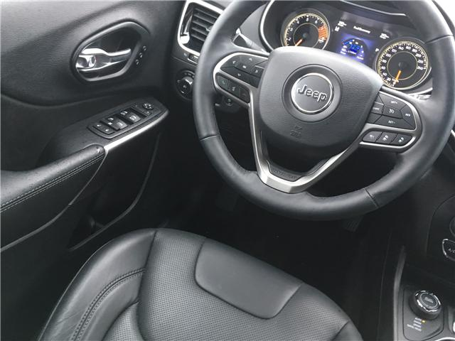 2019 Jeep Cherokee Limited (Stk: 19-52252MB) in Barrie - Image 22 of 29