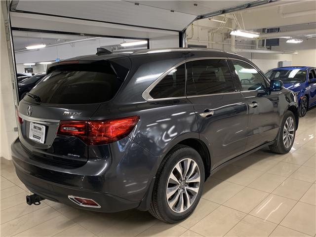 2014 Acura MDX Navigation Package (Stk: M12289A) in Toronto - Image 5 of 30