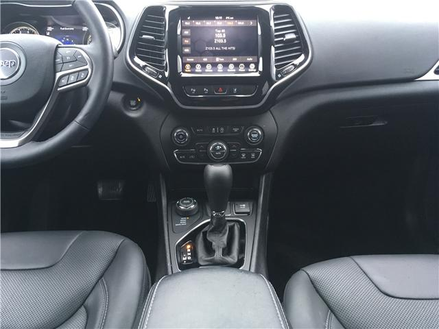 2019 Jeep Cherokee Limited (Stk: 19-52252MB) in Barrie - Image 24 of 29
