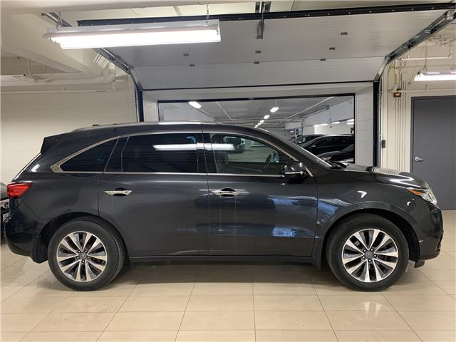2014 Acura MDX Navigation Package (Stk: M12289A) in Toronto - Image 6 of 30
