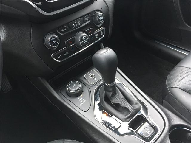 2019 Jeep Cherokee Limited (Stk: 19-52252MB) in Barrie - Image 25 of 29