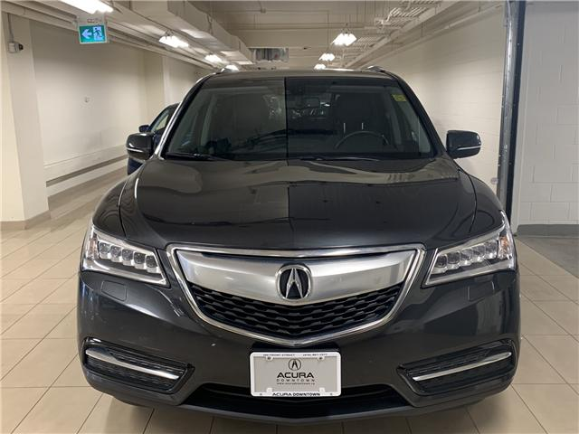2014 Acura MDX Navigation Package (Stk: M12289A) in Toronto - Image 8 of 30