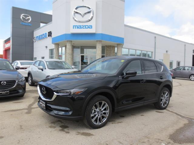 2019 Mazda CX-5 Signature (Stk: M19091) in Steinbach - Image 1 of 22
