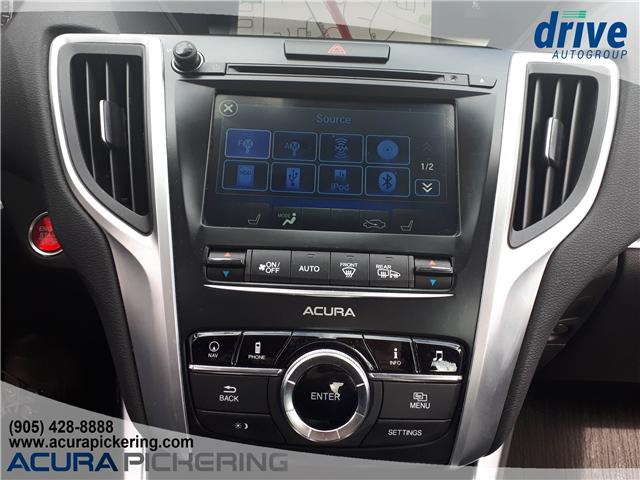 2016 Acura TLX Tech (Stk: AP4830) in Pickering - Image 17 of 32