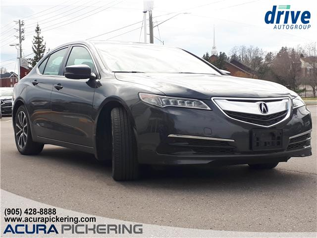 2016 Acura TLX Tech (Stk: AP4830) in Pickering - Image 5 of 32