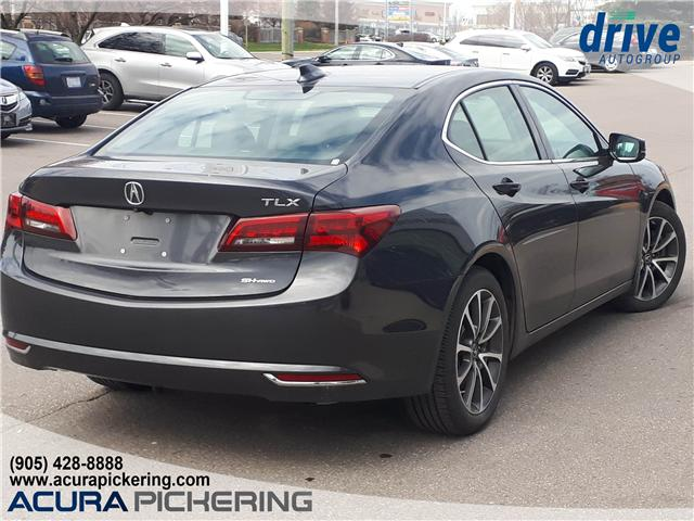 2016 Acura TLX Tech (Stk: AP4830) in Pickering - Image 7 of 32