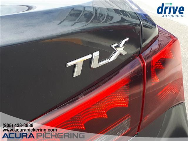 2016 Acura TLX Tech (Stk: AP4830) in Pickering - Image 31 of 32