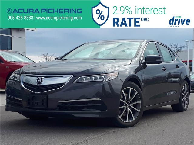 2016 Acura TLX Tech 19UUB3F58GA800700 AP4830 in Pickering