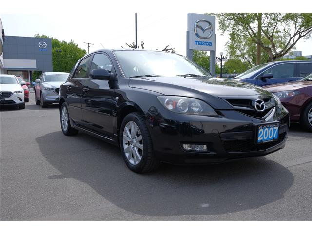 2007 Mazda Mazda3 GS (Stk: 7902A) in Victoria - Image 1 of 18