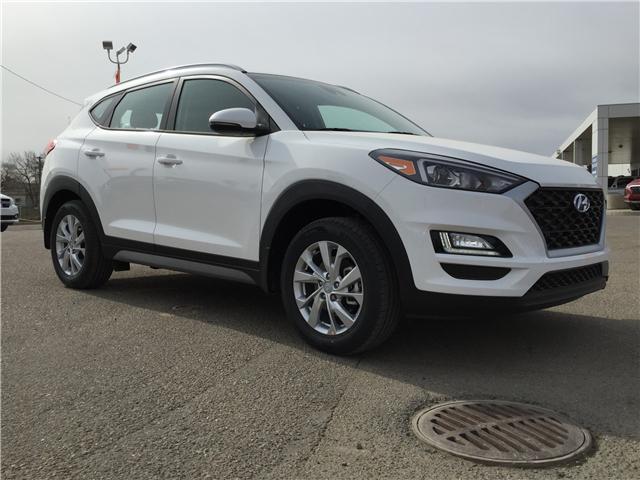 2019 Hyundai Tucson Preferred (Stk: 39187) in Saskatoon - Image 1 of 25