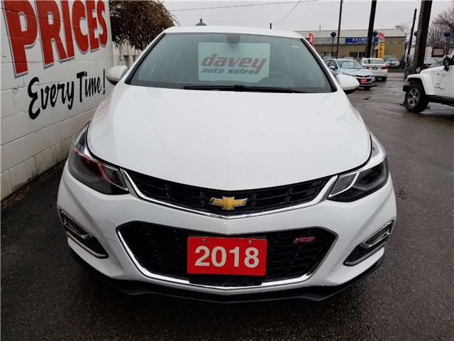 2018 Chevrolet Cruze Premier Auto (Stk: 19-305) in Oshawa - Image 2 of 15