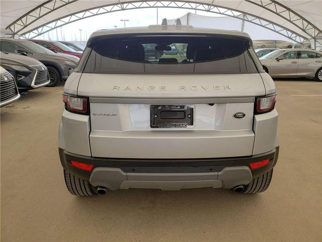 2018 Land Rover Range Rover Evoque SE (Stk: LU0237) in Calgary - Image 7 of 27