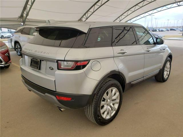 2018 Land Rover Range Rover Evoque SE (Stk: LU0237) in Calgary - Image 8 of 27