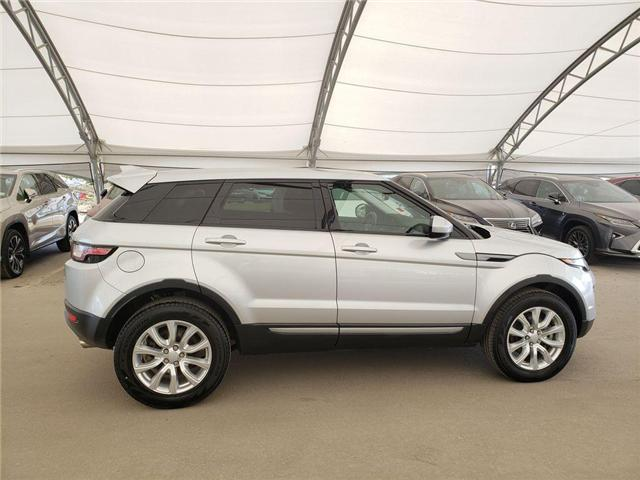 2018 Land Rover Range Rover Evoque SE (Stk: LU0237) in Calgary - Image 9 of 27