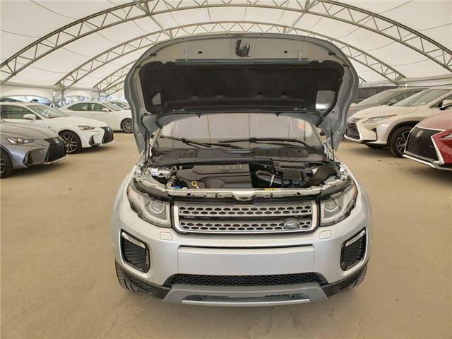 2018 Land Rover Range Rover Evoque SE (Stk: LU0237) in Calgary - Image 12 of 27
