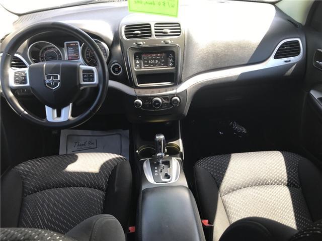 2015 Dodge Journey CVP/SE Plus (Stk: -) in Lower Sackville - Image 17 of 21
