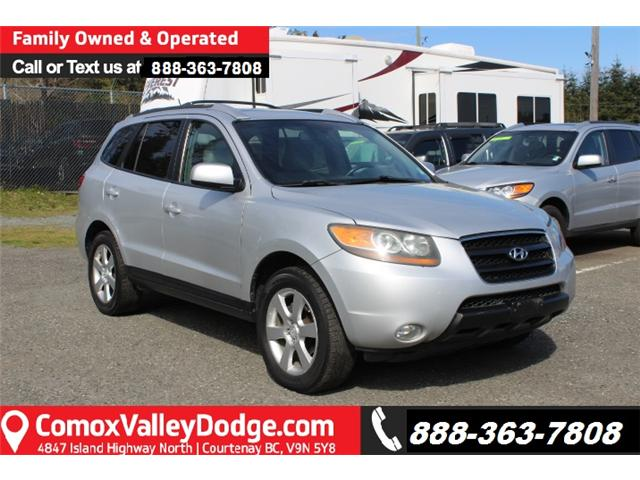 2007 Hyundai Santa Fe GLS (Stk: 7646297B) in Courtenay - Image 1 of 10