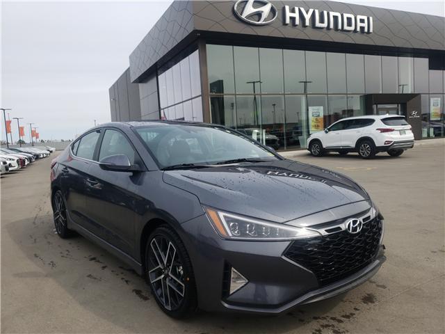 2019 Hyundai Elantra Sport (Stk: 29179) in Saskatoon - Image 1 of 19