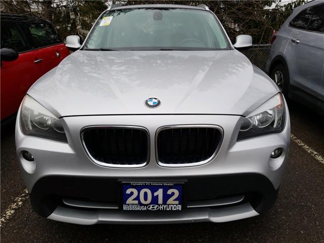 2012 BMW X1 xDrive28i (Stk: 38993AA) in Mississauga - Image 2 of 10