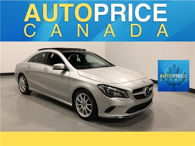 2018 Mercedes-Benz CLA 250 Base (Stk: F0274) in Mississauga - Image 1 of 26