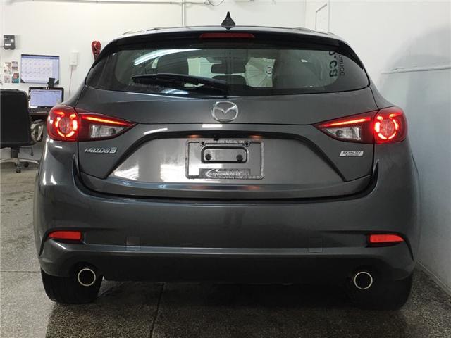 2018 Mazda Mazda3 GT (Stk: 34695EJ) in Belleville - Image 4 of 25