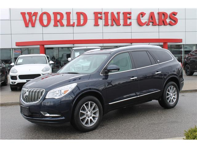 2015 Buick Enclave Leather (Stk: 16772) in Toronto - Image 1 of 24