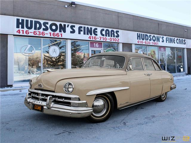 1950 Lincoln COSMOPOLITAN 5 5 L Flathead V8 RARE AND MINT CONDITION